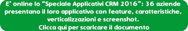 Banner speciale applicativi 2016