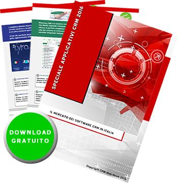 Software CRM in Italia 2016_L'elenco dei applicativi per il CRM in Italia
