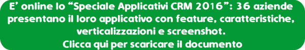 Banner speciale applicativi 2016