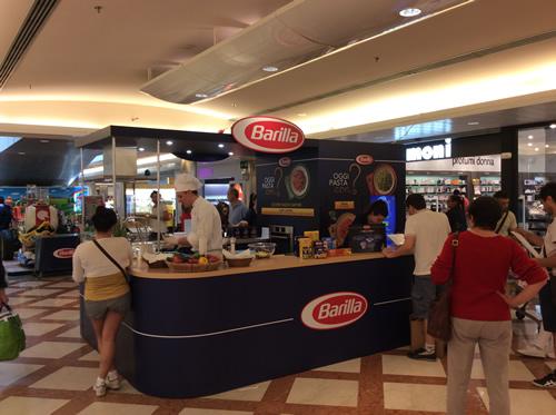 Oggi Pasta Con 2014_Area Cucina
