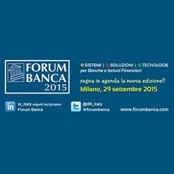 Forum banca 2015