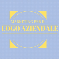 Marketing logo aziendale