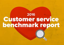 Customer Service Benchmark Report 2016