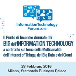 Information Technology Forum