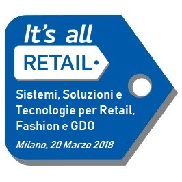 Evento It's all Retail