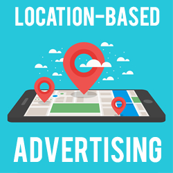 Location-based advertising