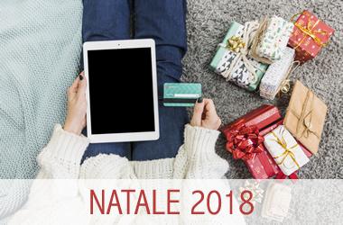 Natale 2018: in crescita gli acquisti digital