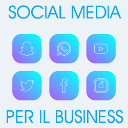 SOCIAL MEDIA PER IL BUSINESS